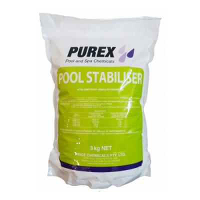 Hóa chất ổn định chất lượng nước hồ bơi purex pool stabiliser