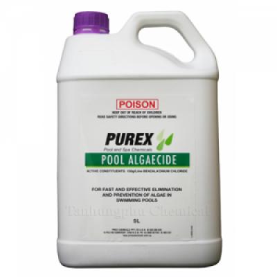 Chất chống rêu hồ bơi purex pool algaecide chuyên dụng