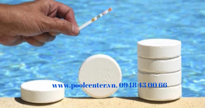 7 loại hóa chất hồ bơi chuyên dùng cho hồ bơi