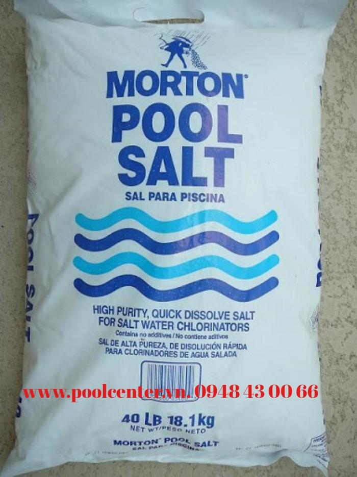 giá muối hồ bơi cao cấp chất lượng