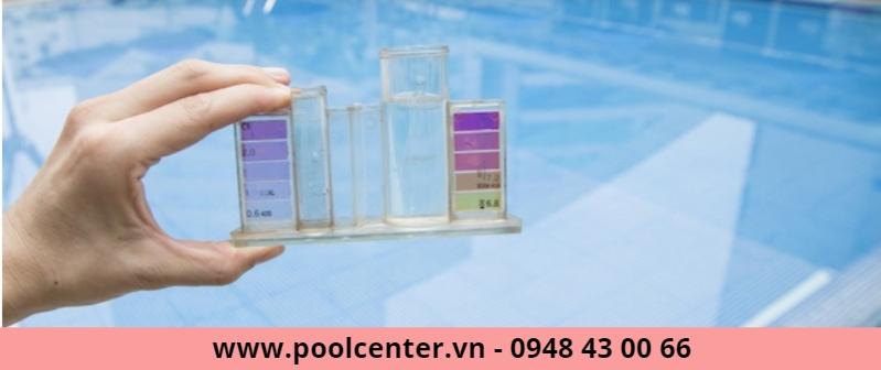 hóa chất làm trong nước hồ bơi tại tphcm